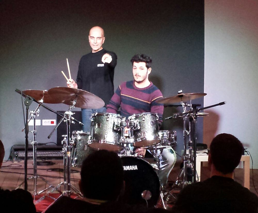 Meyer Drum Clinic - Hall of Music